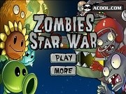 Игра Zombies Star War
