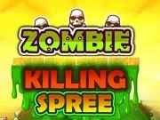 Игра Zombie Killing Spree