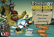 Игра Zombudoy 3 Pirates