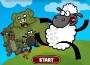 Играть Zombified Farm