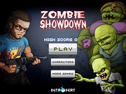 Zombie Showdown