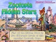 Zootopia Hidden Stars