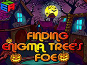 Halloween Finding Enigma Trees Foe