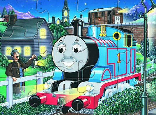 Thomas the Tank Jigsaw
