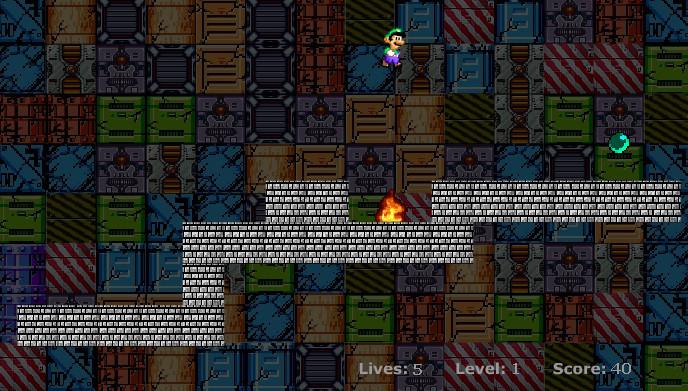 Игра Luigi Vlax
