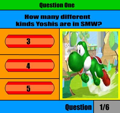 Ultimate Mario Quiz v.2