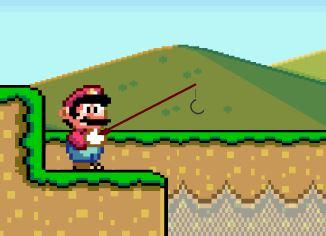 Super Mario Fishing