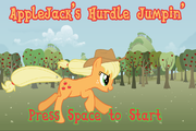 Applejack's hurdle jumpin