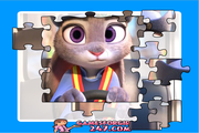 Zootopia Jigsaw Puzzle 2