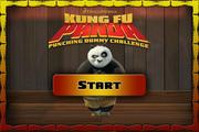 Kung Fu Panda: Punching Dummy Challenge
