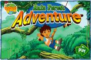 Игра Diego Rain Forest Adventure
