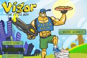 Играть Vigor the Pizza Boy