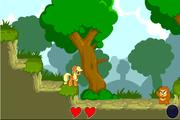 Игра Pony Platforming Project