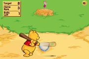 Игра Winnie the Pooh's Home run Derby