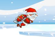 Игра Jetpack Santa