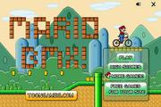 Mario BMX bike