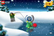 Lego City: Advent Calendar - Fishing