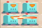 Играть Robots vs Aliens
