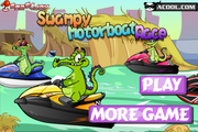 Swampy Motorboat Race