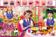 Barbie Princess Charm: Hidden Objects