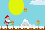 Играть Running Santa