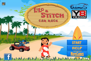 Lilo and Stich race