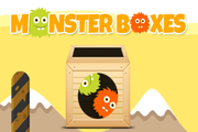 Играть Monster Boxes