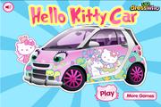Игра Hello Kitty Car