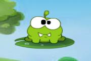 Frog dink water