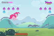 Игра My Little Pony: Pinkie Pie Balance