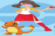 Игра Pokemon Dress Up