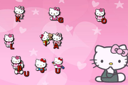 Игра Hello Kitty Typing