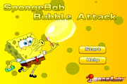 Spongebob Bubble Attack
