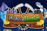 Игра Miners' Adventure