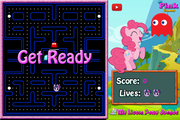 My Little Pony Pac-Man