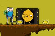 Игра Adventure time: Lemon break