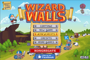 Wizzard Walls