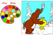 Маша и Медведь: Чай из самовара