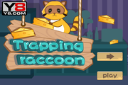 Играть Trapping Raccoon