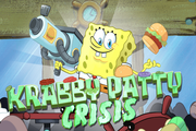 Spongebob Krabby Patty Crisis
