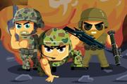 Играть Soldiers Combat
