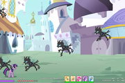 Friendship is Magic - canterlot defender