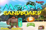 Maui Sandboard