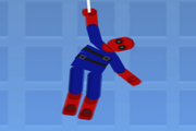 Игра Spiderman Swing