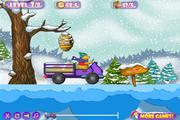 Pooh Bear's Honey Truck