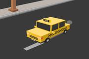 Игра Crazy Cabbie