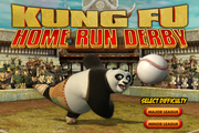 Kung Fu Panda 2: Home Run Derby
