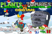 Plants vs Zombies: Christmas