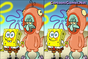 Spongebob See The Difference