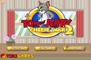 Играть Tom and Jarry Cheese war 2